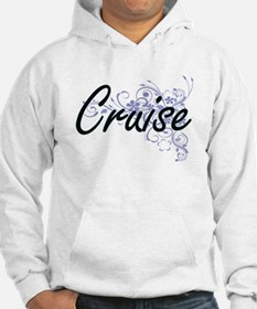 Cruise surname artistic design w Hoodie
