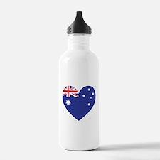 Unique Australian flag Water Bottle