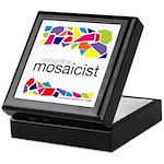 Extraordinary Mosaicist Keepsake Box