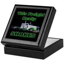 Freight Shaker Keepsake Box