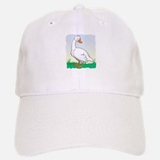 Cute Happy Goose Baseball Baseball Cap