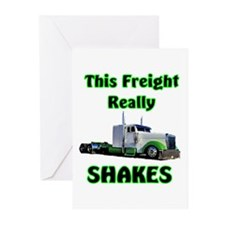 Freight Shaker Greeting Cards (Pk of 20)