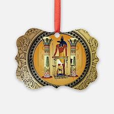 Anubis Ornament