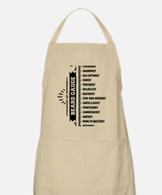 Cute Mens beard Apron