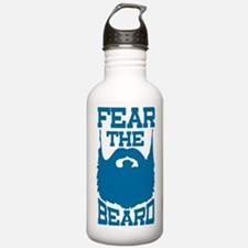 Funny Awesome beard Water Bottle