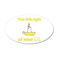 This Little Light Of Mine Wall Decal