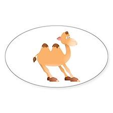 Camel cartoon Stickers