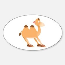 Camel cartoon Stickers
