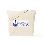 Saratoga Reads! Tote Bag