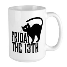 Friday 13th Coffee Mug
