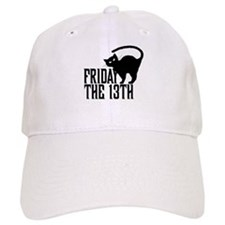 Friday 13th Baseball Cap