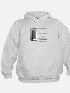 Alkaline Battery Hoodie