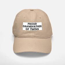 Proud Grandfather Baseball Baseball Cap