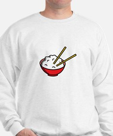 Bowl Of Rice Sweatshirt