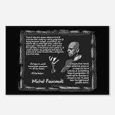 Foucault's Critique Postcards (Package of 8)
