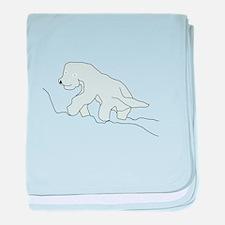Tate baby blanket