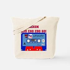 NIXON C30 C60 C90 GO! Tote Bag