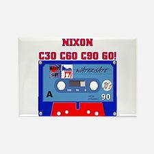 NIXON C30 C60 C90 GO! Rectangle Magnet