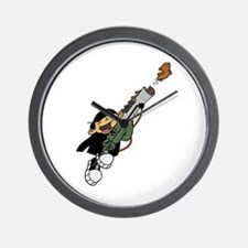 Kids Next Door Wall Clock
