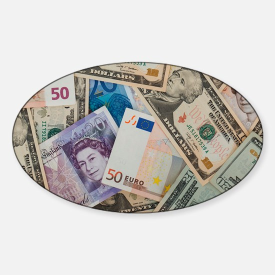 International Money Decal