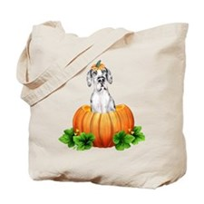 MerleQ Pumpkin Dane Tote Bag