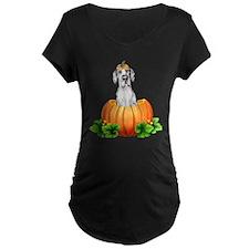 MerleQ Pumpkin Dane T-Shirt