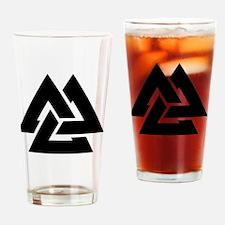Cute Maori Drinking Glass