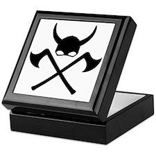 Cute Viking Keepsake Box