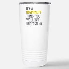 Hospitality Thing Travel Mug