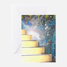 RECOVERY Steps Greeting Card