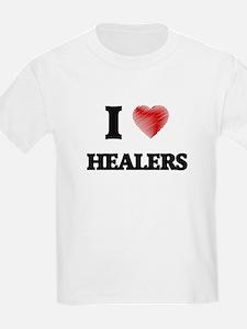 I love Healers T-Shirt