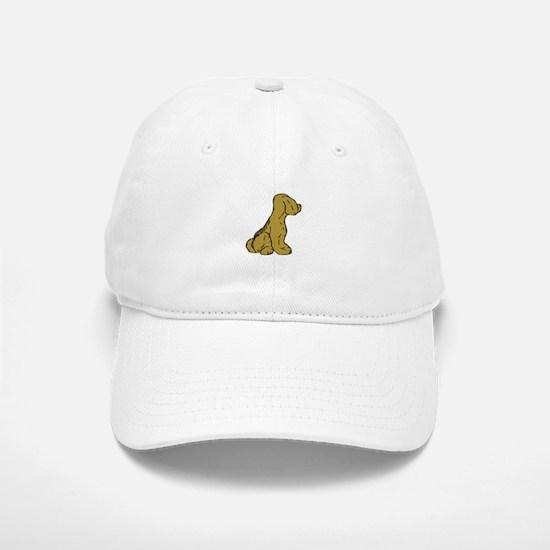 Dog From Other Side Baseball Baseball Cap