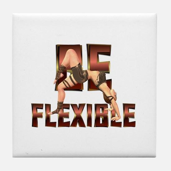 Be Fitness Flexible Tile Coaster