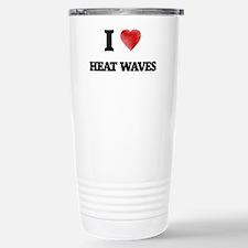 I love Heat Waves Travel Mug