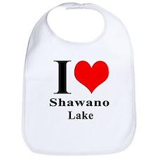 I heart Shawano Lake Bib