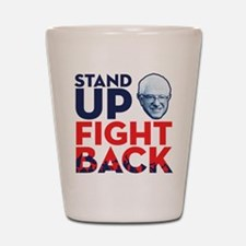 Fight Back Shot Glass