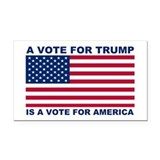 """Trump 2016 3"""" x 5"""""""