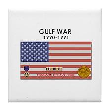 Gulf War Tile Coaster