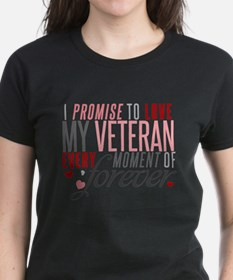 I Promise to love my Veteran T-Shirt T-Shirt