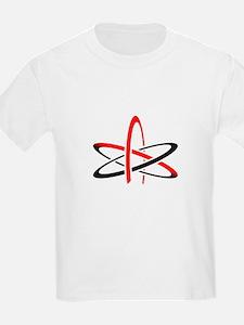 Atom of Atheism Remixed T-Shirt