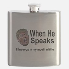 when the Don Speaks Flask