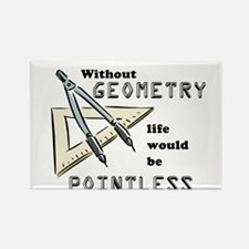 Without geometry, life is pointless - Magnets