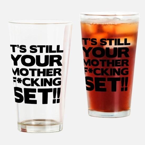Funny Cardio Drinking Glass