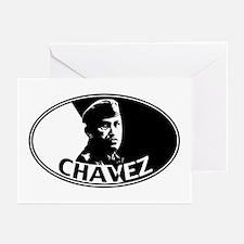 Hugo Chavez Greeting Cards (Pk of 10)