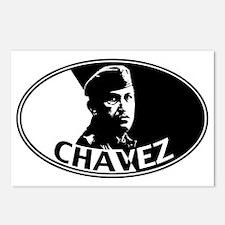 Hugo Chavez Postcards (Package of 8)