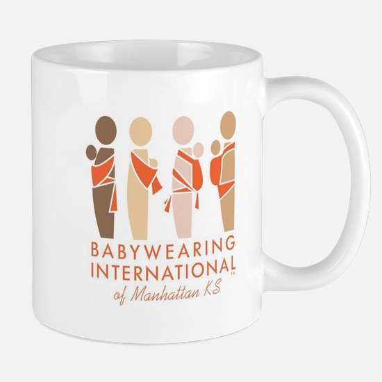 Cute Babywearing international Mug