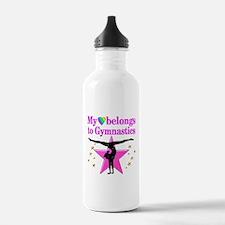 GYMNAST GIRL Water Bottle
