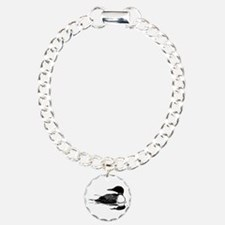 Common Loon Bracelet