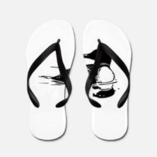 Common Loon Flip Flops