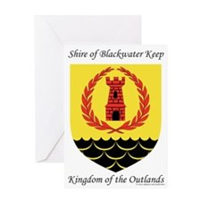 Blackwater Keep Greeting Card